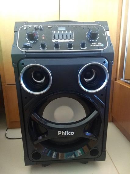 Caixa Amplificadora Philco Pht1500 Bluetooth Som Maravilhoso