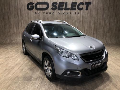 Peugeot 2008 Active 1.2 E 2016 Gris Oscuro Buen Estado