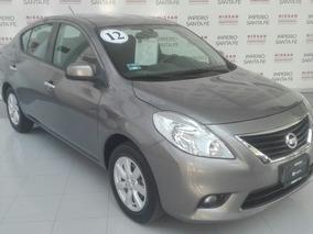 Nissan Versa 2012 1.6 Advance At