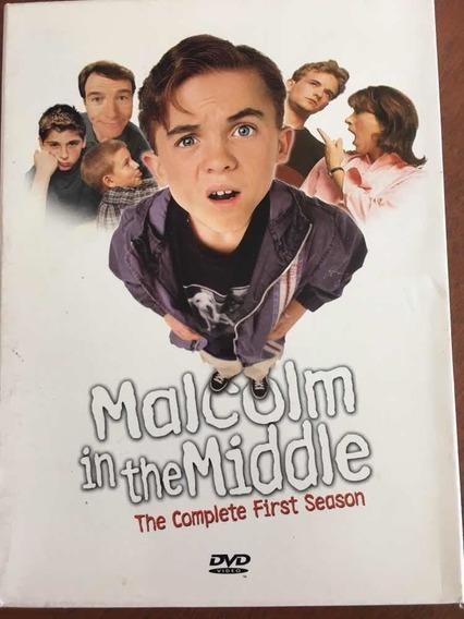 Serie Malcom El De En Medio Dvd Original Primera Temporada