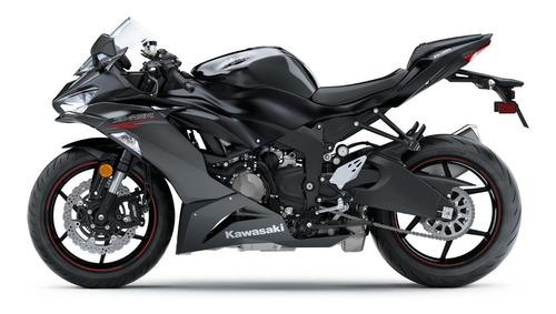 2019 Kawasaki Ninja Zx6r