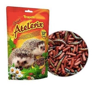 Atelerix 700grs Alimento Completo Tenebrio Roedor Erizo Poly