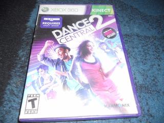 Dance Central 2 Xbox 360 Pertinax Store