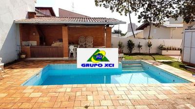 Casa Residencial Para Venda E Locação, Chácara Primavera, Campinas. - Ca6825