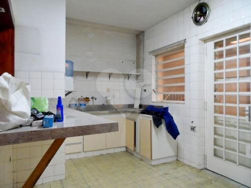 Imagem 1 de 30 de Terreno Com Casa Térrea No Campo Belo - 190-im85151