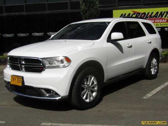 Dodge Durango Sxt 3600 Cc
