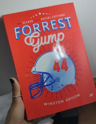 Livro  Forrest Gump Especial