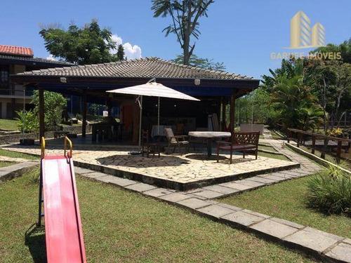Imagem 1 de 19 de Chácara À Venda, 5960 M² Por R$ 960.000,00 - Tataúba - Caçapava/sp - Ch0005