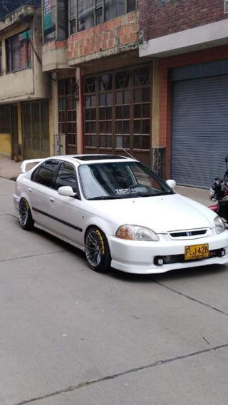 Honda Civic Ex Vtec Turbo