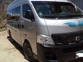 Nissan Urvan Del Año 2014