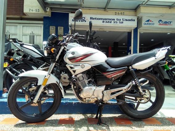 Yamaha Libero 125 Modelo 2018 Al Día ¡papeles Nuevos!