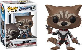 Funko Pop! - Marvel: Avengers - Rocket - (36668) (462)