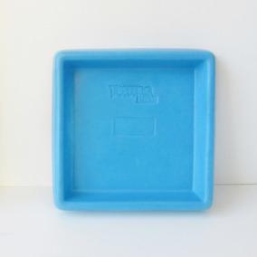 1 Prato Pql45 - Plastico Para Vaso Flores Plantas Agua