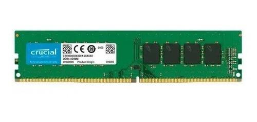 Memoria Ddr4 16gb Crucial 2666mhz