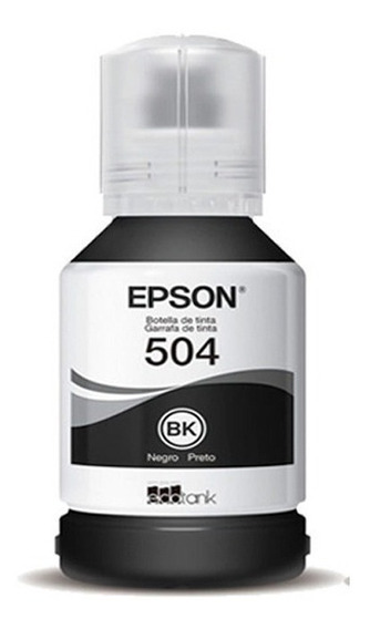 Refil Tinta Epson T504 Original L4150 L4160 L6171 L6161 L691