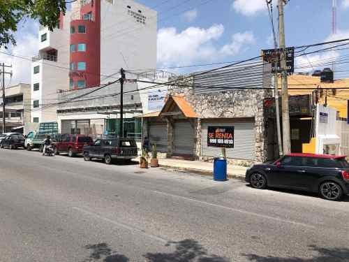 Local En Renta Sobre Av Bonampak Cancún Km 0