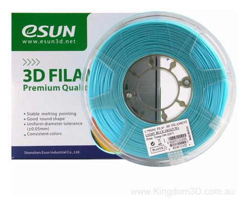 Filamento Esun Pla+ 1.75  - 1kg  / El Original Profesional