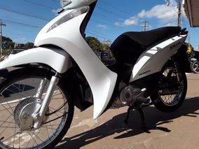 Honda Biz 110 Inj Eletroni, Partida Eletrica Semi-automatica
