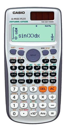 Calculadora Casio Fx-991es Plus, Zona Tribunales, Obelisco.