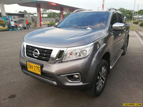 Nissan Frontier Np300 Automatica 4x4 Full Equipo