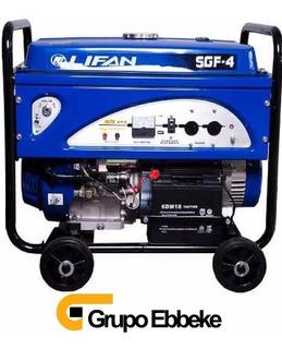Grupo Electrógeno Lifan 5gf-4 Naftero Premium