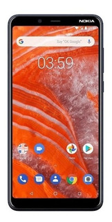 Nokia 3.1 Plus 3gb Ram+32gb Rom Helio P22 Octa Core Smartpho