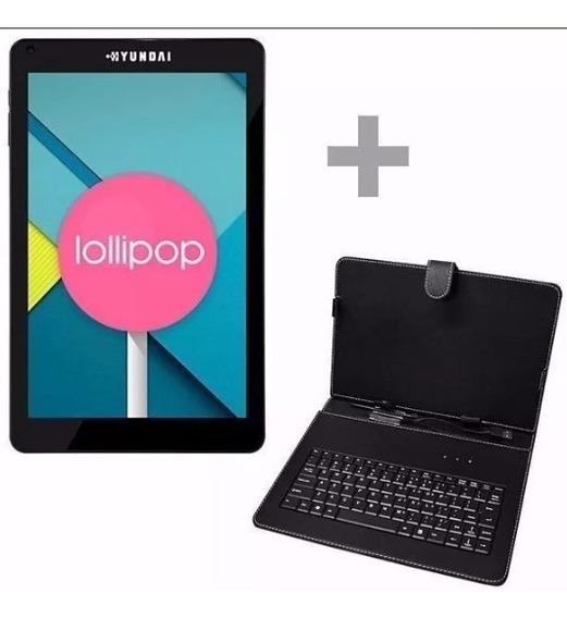 Tablet Hyundai 9433l 9.6 Wi-fi 8gb Android + Capa Teclado