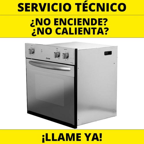 Imagen 1 de 6 de Reparacion Horno Electrico Servicio Tecnico
