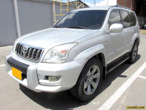 Toyota Prado Vx Europea Full