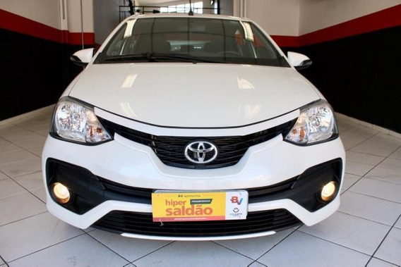 Toyota Etios Sedan Xls 1.5 (flex) (aut) Flex Automático