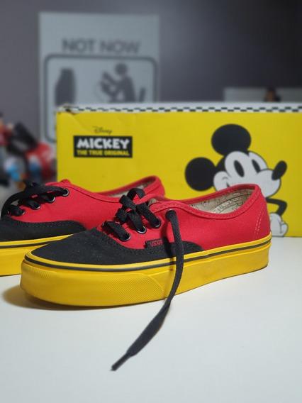 Tenis Vans Disney Mickey