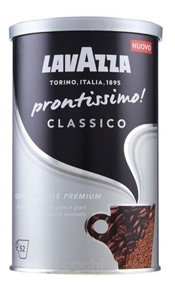 Cafe Italiano Lavazza Instantáneo Classico 95gr 52 Tazas