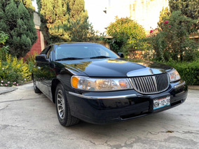 Lincoln Town Car Cartier Piel At 1999 Impecable Original