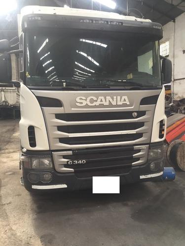 Empresa De Logistica Vende Scania G 340 Automatico 2013!!!