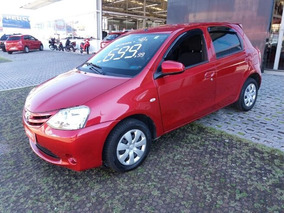 Etios X 1.3 Flex 16v 5p Mec 2015 Financiamos Até 60 X