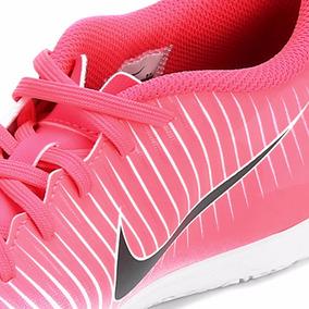 304d5701d47d5 Nike Mercurial Futsal Rosa - Chuteiras Nike de Futsal para Adultos ...