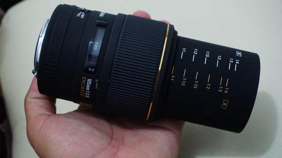 Sigma Macro 105mm F2.8 Ex Dg