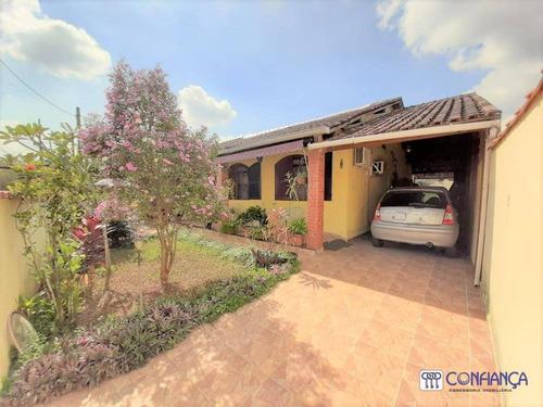 Imagem 1 de 18 de Casa Com 3 Dormitórios, 159 M² - Venda Por R$ 550.000,00 Ou Aluguel Por R$ 2.500,00/mês - Campo Grande - Rio De Janeiro/rj - Ca1906