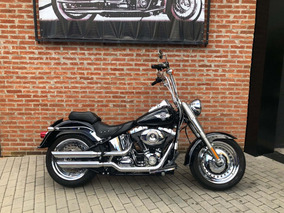 Harley Davidson Fat Boy 2011 Impecavel