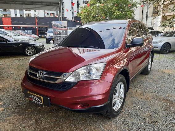 Honda Crv Lx Automatico 2.4 2011