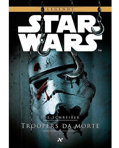 Livro Star Wars - Troopers Da Morte -envio Pelo Correio