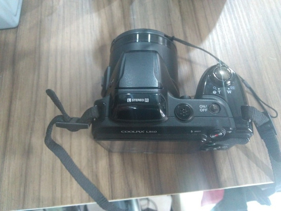 Nikon Coolpix L810 Zoom 26x+ Tripé + Frete Gratis