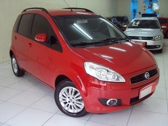 Fiat Idea Attractive 1.4 Vermelho Flex