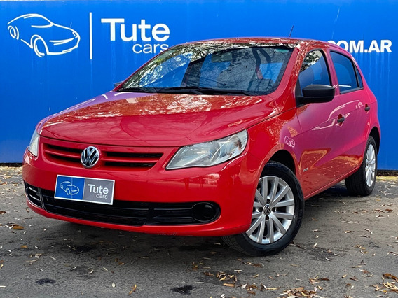 Volkswagen Gol Trend 1.6 Pack I Plus Eduardo
