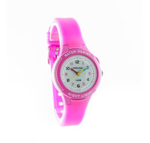 Reloj Tressa Wee Analogico Nene Nena Chiquito Luz Promo!!!