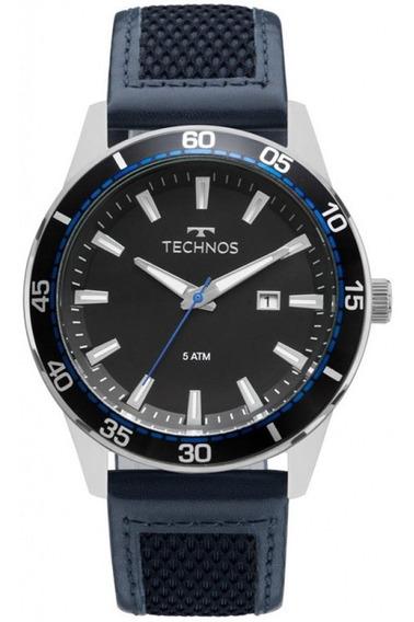 Relógio Technos Masculino Performance Racer 2115mmz/0a