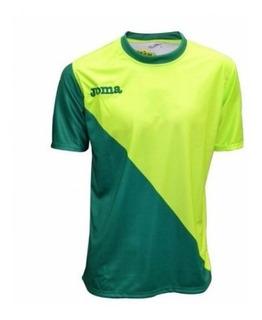 Camiseta Joma Para Armar Equipo Futbol Jota Power Hombre