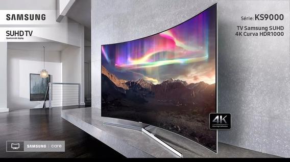 Smart Tv Led 78 Suhd 4k Curva Samsung 78ks9000+nf=8.999,99