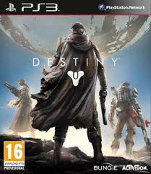 Destiny - Ps3 + Dlc Vanguard Ptbr - Artgames Jogos Digitais