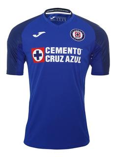 Jersey Joma Cruz Azul Local Original 2019-2020 Royal